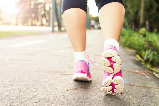 camminare aiuta a dimagrire